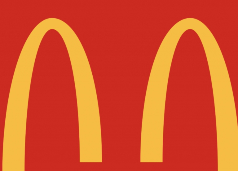 McDonald's responds to social distancing