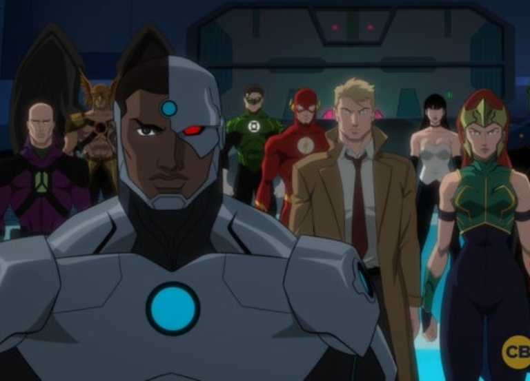First trailer for 'Justice League Dark: Apokolips War'