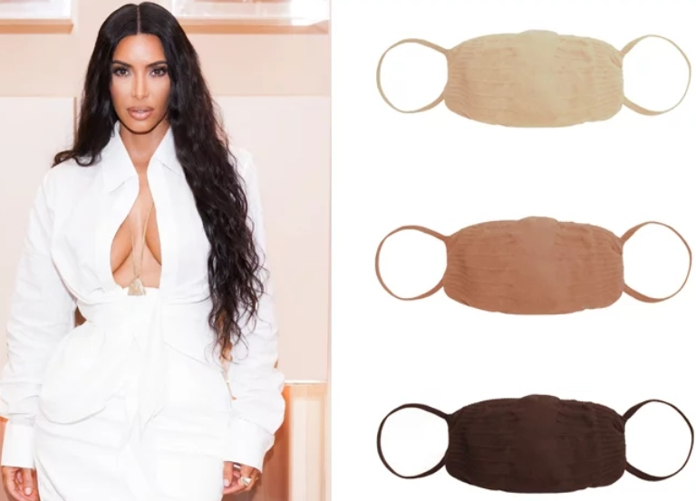 Kim Kardashian West releases line of face masks
