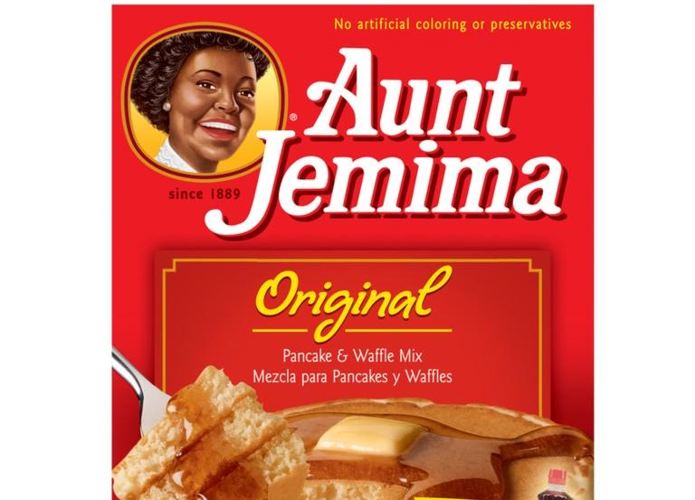 Quaker to rebrand Aunt Jemima