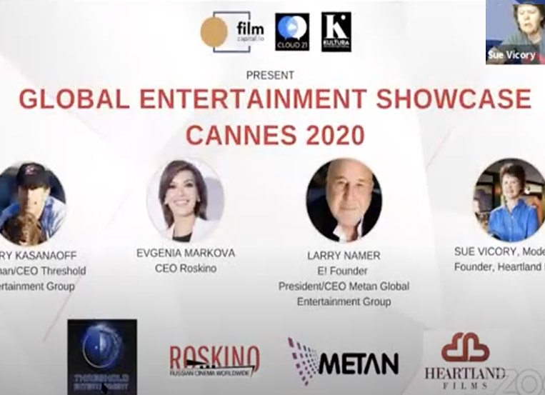 Cloud21 & Kultura's virtual Showcase: Cannes 2020