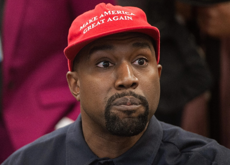Rapper Kanye West plans to make it a real WEST Wing