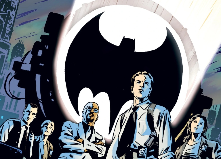 HBO Max announces new Gotham P.D. series