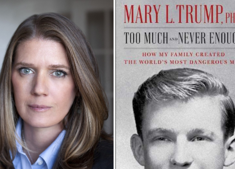 Mary Trump's memoir explodes with 950K sales