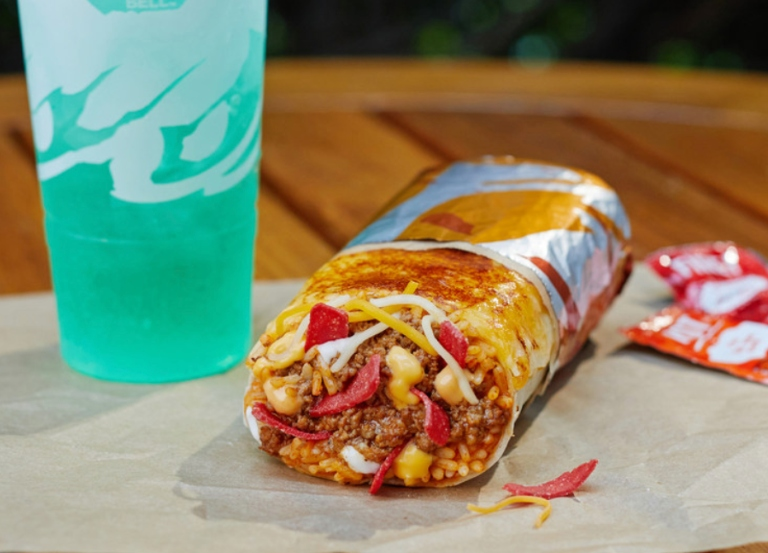 Taco Bell introduces the Grilled Cheese Burrito