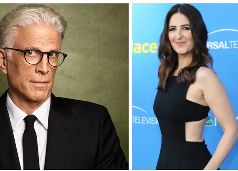 Ted Danson, D'Arcy Carden react to Emmy noms