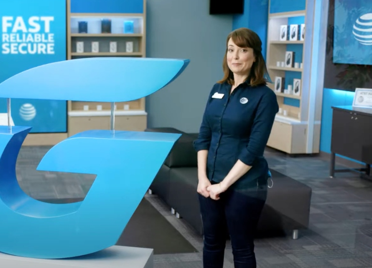 AT&T and Lily return in first 5G campaign from BBDO