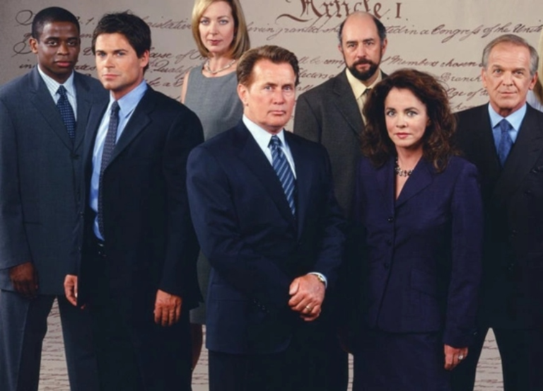 'West Wing' cast to perform for voter benefit