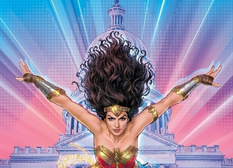 DC releases 'Wonder Woman 1984 #1' to tie in with sequel