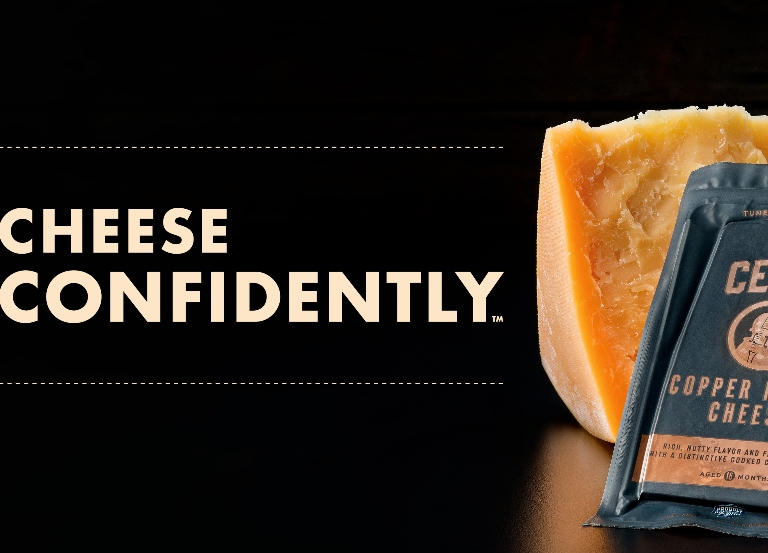 "Cello wants audiences to ""Cheese Confidently"""