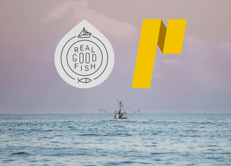 Partners + Napier catches Real Good Fish