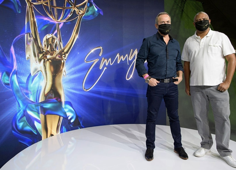 Emmy producers offer glimpse of tonight's show