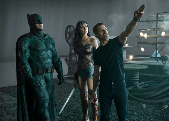 Zack Snyder to film new scenes for 'Justice League'