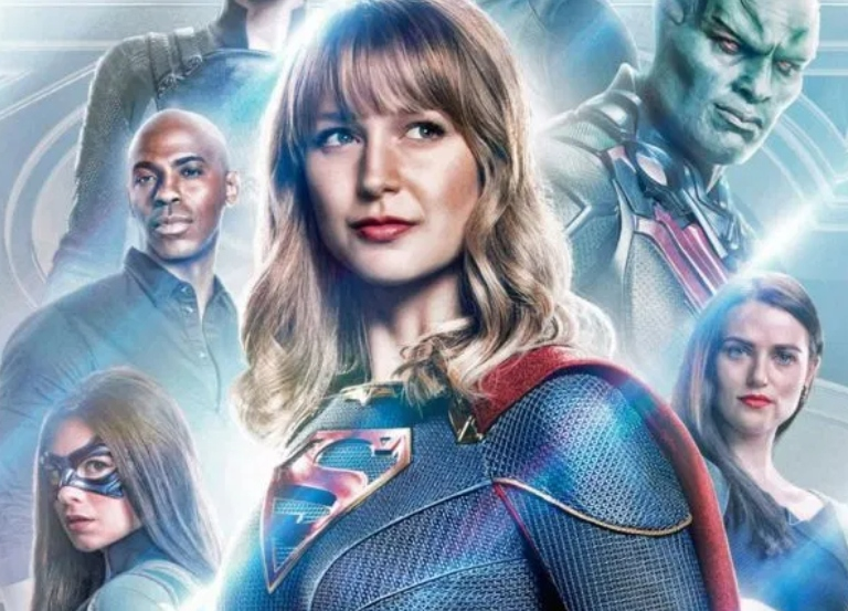 Supergirl returns for final season March 30