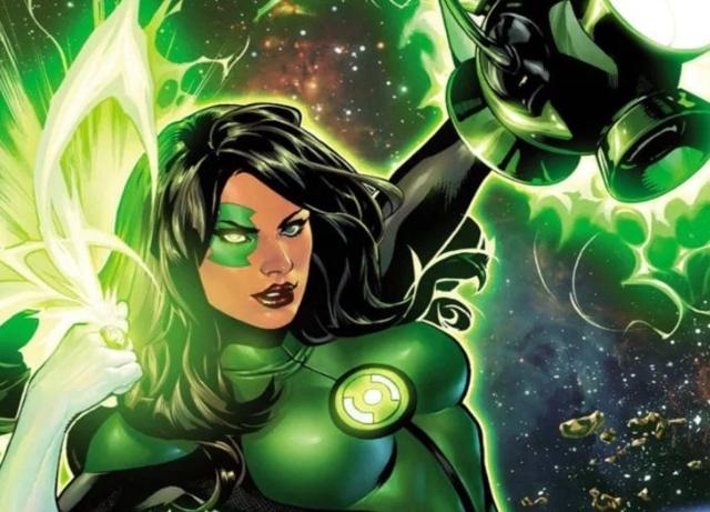 'Green Lantern' series to focus on…