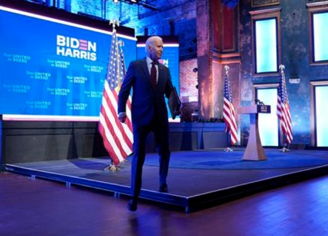 Joe Biden tests negative for coronavirus
