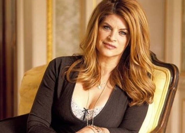 Kirstie Alley tweets support for Trump. No cheers for her
