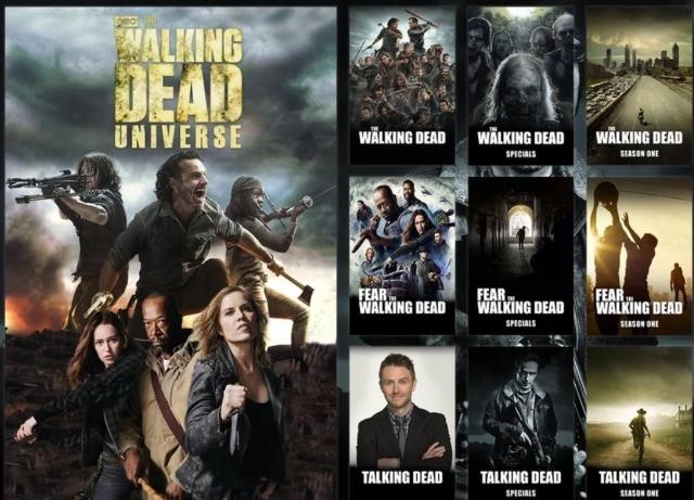 'Walking Dead' universe kicks off PaleyFest 2020