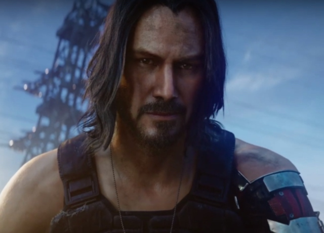 gnet pumps out Keanu Reeves 'Cyberpunk 2077' spot
