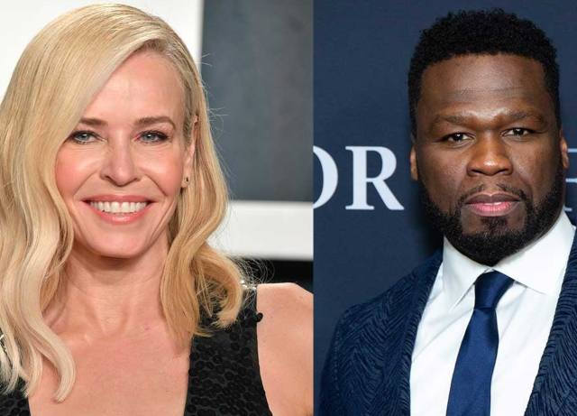 Chelsea Handler gets 50 Cent to dump Trump