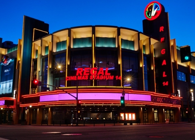 Regal Cinemas to close indefinitely