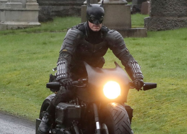 'The Batman' continues to shoot in Liverpool