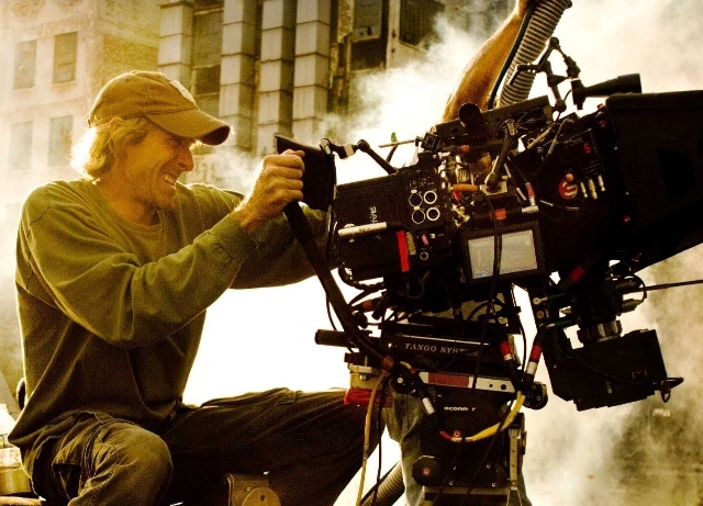 Michael Bay signs with Supply&Demand