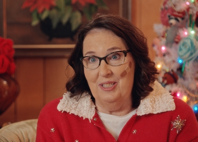 JOANN's holiday spot with Office's Phyllis Smith