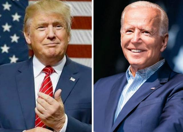 Biden takes lead, while Trump falls behind