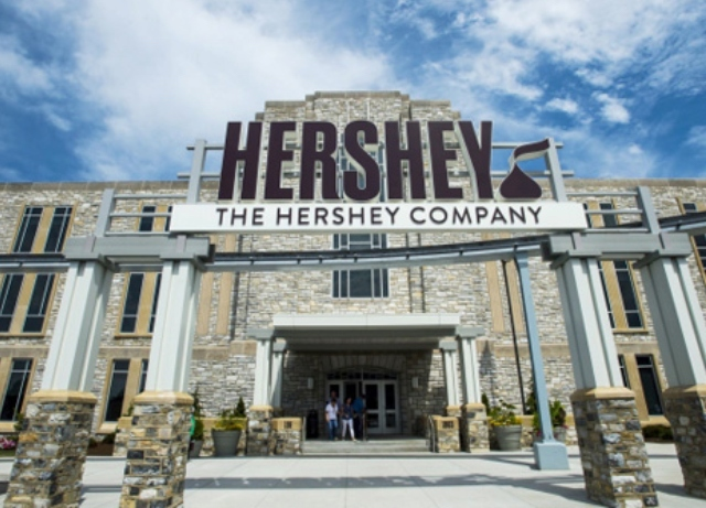 Hersheys puts media account into review