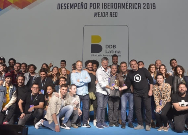 DDB Latina wins at El Ojo de Iberoamerica