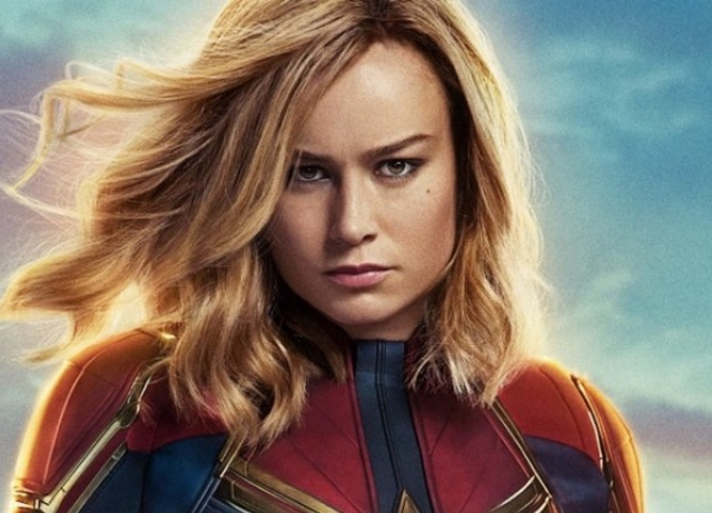 'Captain Marvel' kicks off superhero weekend on TNT