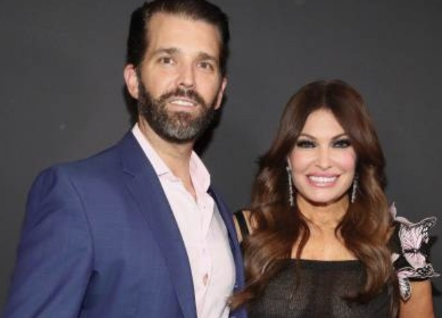 Donald Jr. films family before Capitol attack