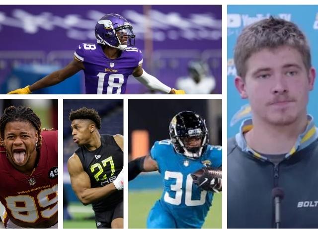 NFL announces 2020 Pepsi Zero Sugar ROTY Noms
