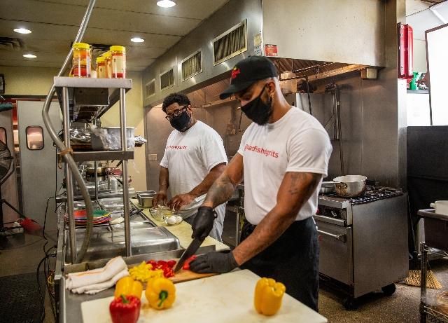 Ten35 helps Pepsi champion Black-owned restaurants