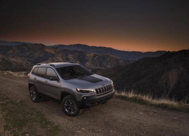 Cherokee Nation demands Jeep rename SUVs
