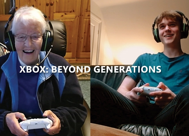 Xbox tackles elderly loneliness through gaming