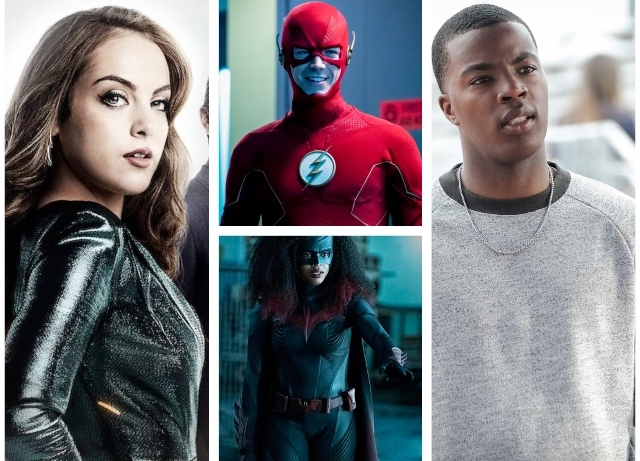 The CW gives early renewals to 12 series