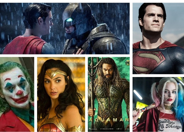 Ranking the DCEU movies