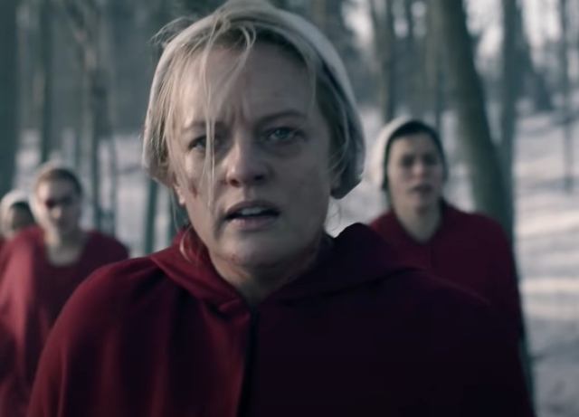 June is public enemy #1 in Handmaid's Tale trailer