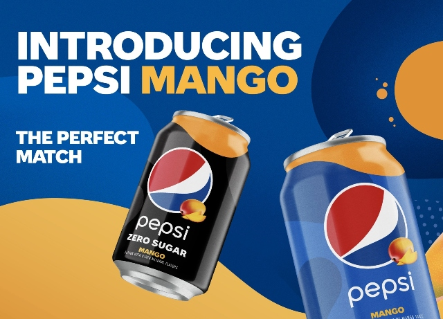 Pepsi introduces first permanent flavor in 5 years