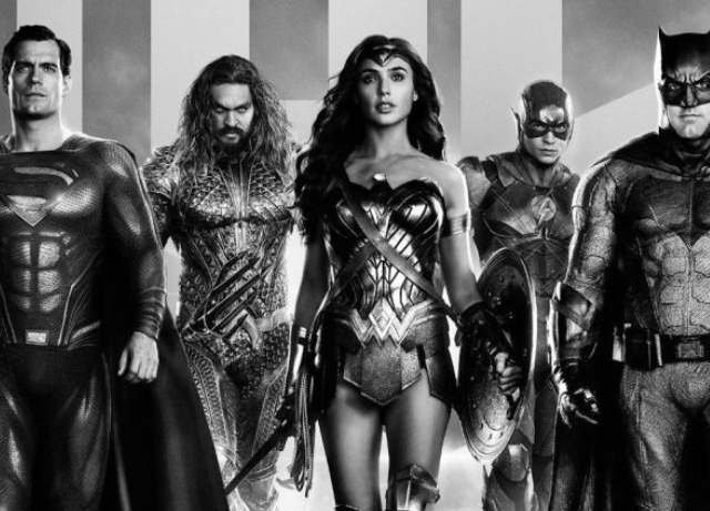 Justice League is a flawed, overlong masterpiece