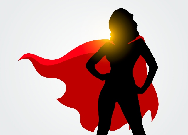 These 10 female superheroes inspire us for IWD