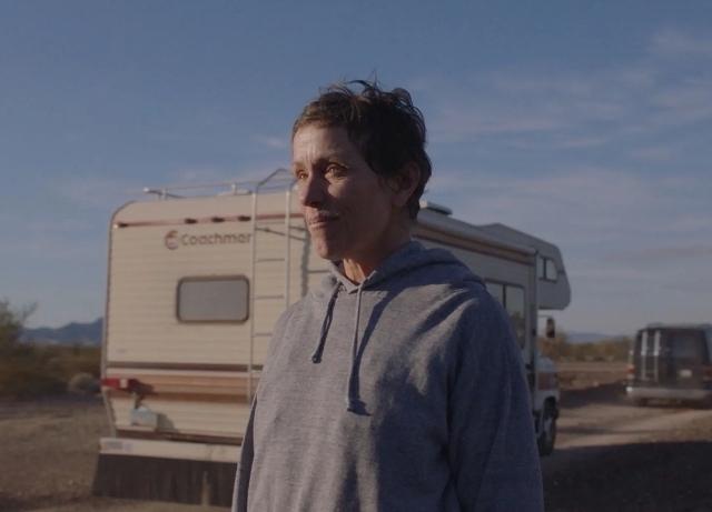 Nomadland wins 4 BAFTAS, including Picture, Director