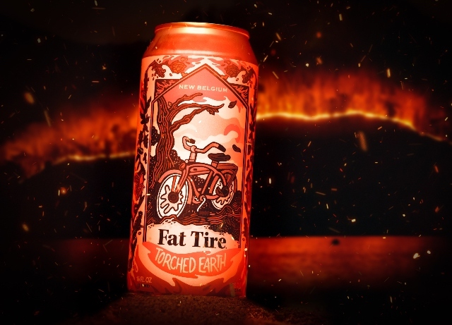 Fat Tire brews beer from climate-ravaged future