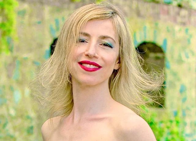 REEL WOMEN: Filmmaker, author Anna Fishbeyn