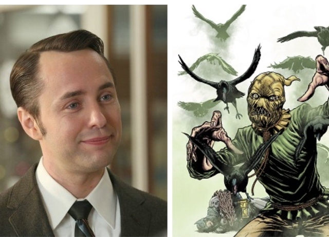 Vincent Kartheiser will play Scarecrow on Titans