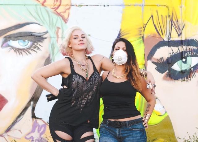 Beam, Museum of Graffiti sponsor Street Heroines