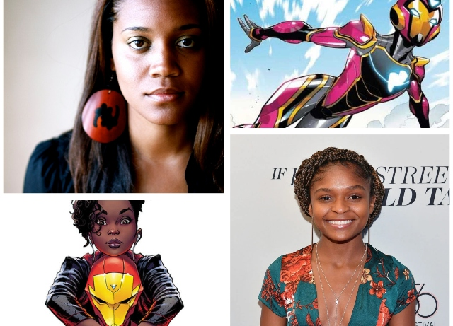 Marvel names writer and lead for upcoming Ironheart