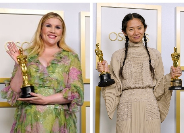 Women who run with Oscars